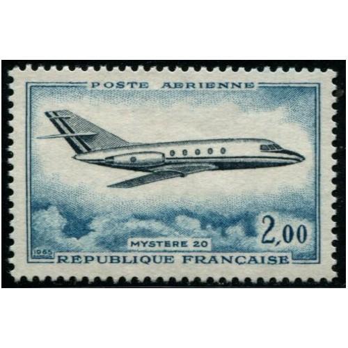 Poste Aérienne N°42
