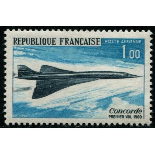 Poste Aérienne N°43
