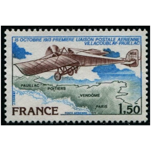 Poste Aérienne N°51