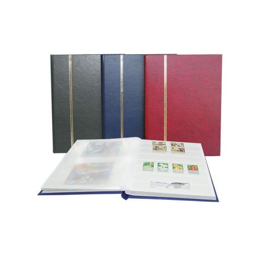 """Classeur Format """"Livre"""" - 16 pages - fond blanc"""