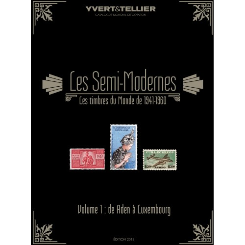 Semi Modernes 2013 - Volume 1 - 1941/1960