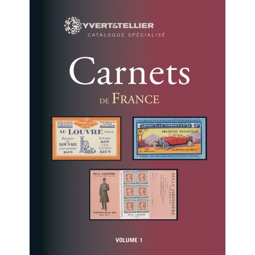 Carnet de France Volume 1