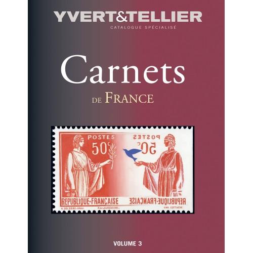 Carnet de France Volume 3