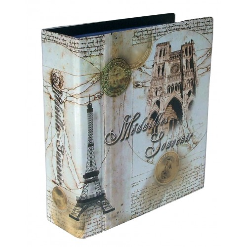 "Album ""ARTline"" - Monnaie de Paris + 4 feuilles - SAFE"