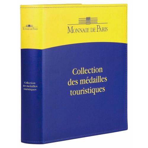 Album Médailles Touristiques - Monnaies de Paris