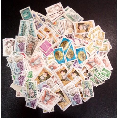 Lot de faciale 440 timbres à 0,80 Francs