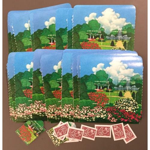 Lot de faciale 28 timbres de 2,11€