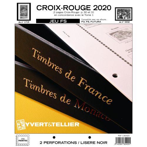Jeux FS Croix-Rouge France - Yvert et Tellier