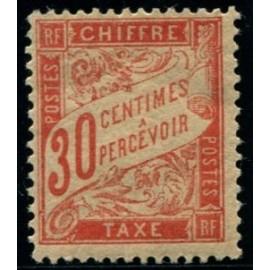 Taxe (lot 4380 à 4461)