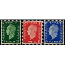 N°402 au N°4020 (lot 2941 à 3070)