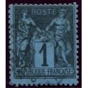 Sage type II (N sous U) N°83 au N°101