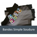 Bandes Simple Soudure