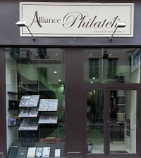 Alliance Philatélie Timbres